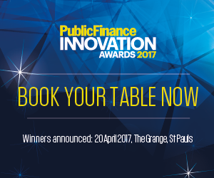 Public Finance Innovation Awards MPU